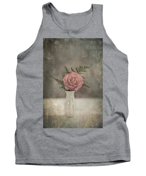 Antiquated Romance Tank Top