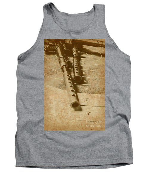 Antique Defence  Tank Top