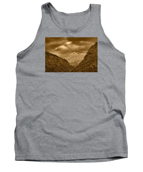Antique Train Ride Tnt Tank Top