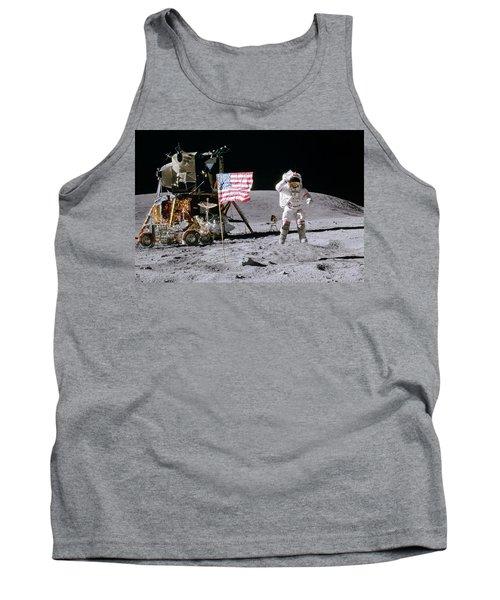Apollo 16 Tank Top
