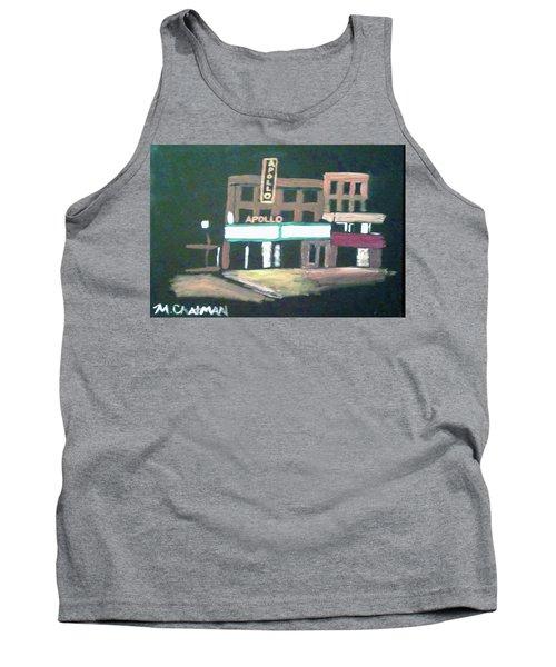 Apollo Theater New York City Tank Top