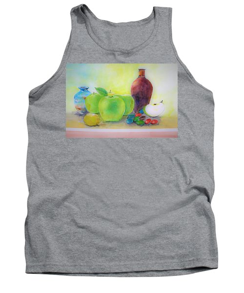 Apple A Day Tank Top