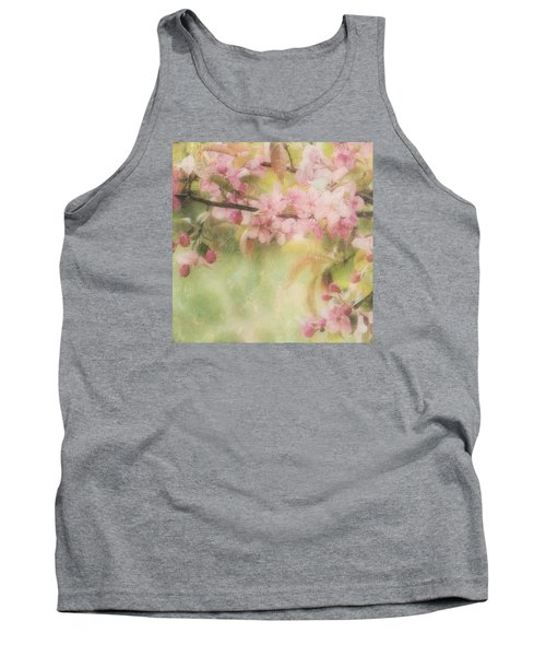 Apple Blossom Frost Tank Top
