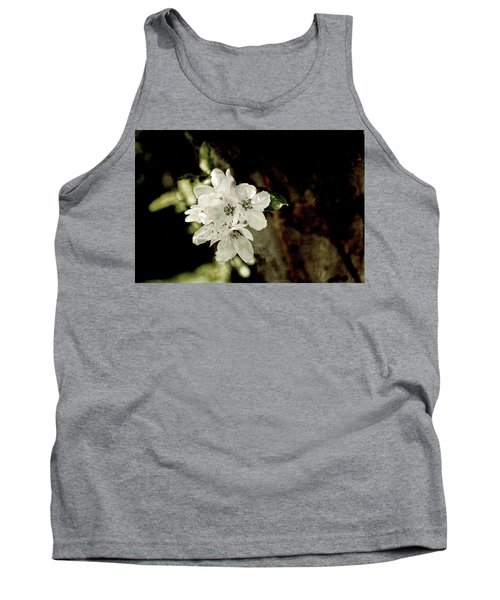 Apple Blossom Paper Tank Top
