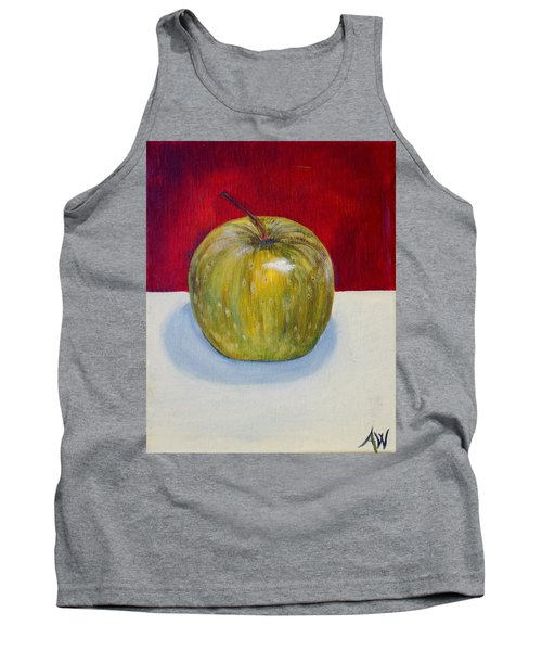 Apple Study Tank Top