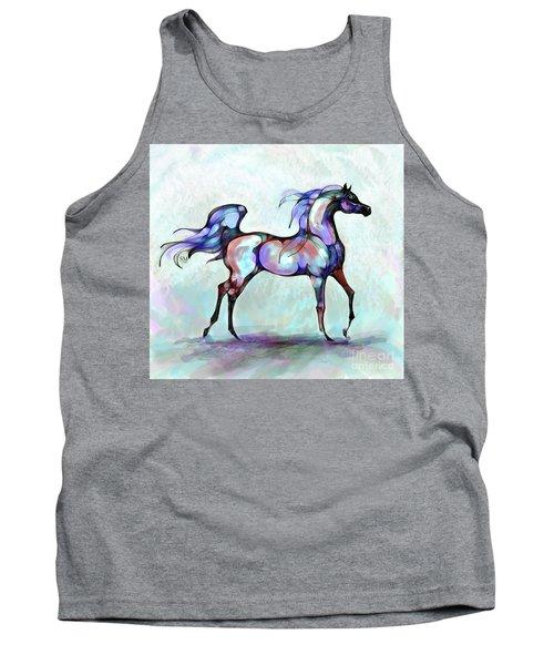 Arabian Horse Overlook Tank Top