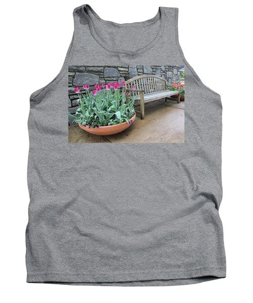 Arboretum Bench  Tank Top
