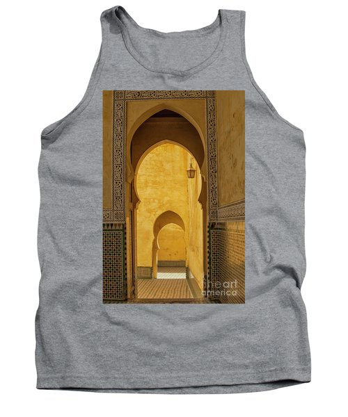 Arched Doors Tank Top