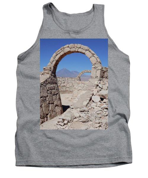 Pukara De Quitor Arches Tank Top