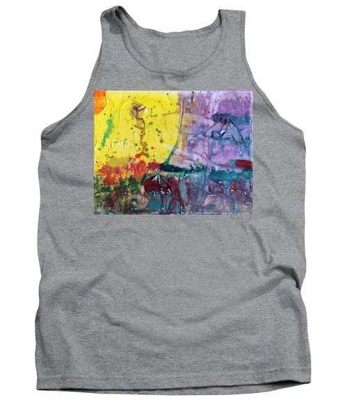 Architect Tank Top by Phil Strang