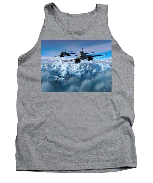 Arctic Blitz Tank Top