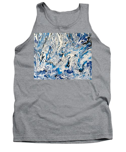 Arctic Frenzy Tank Top