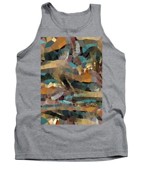 Arizona Triangles Tank Top