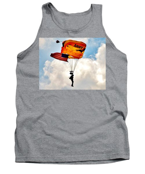 Army Paratrooper 2 Tank Top