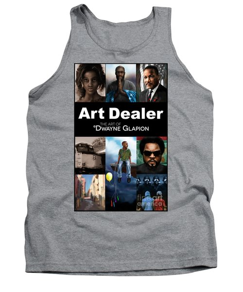 Art Dealer Promo 1 Tank Top