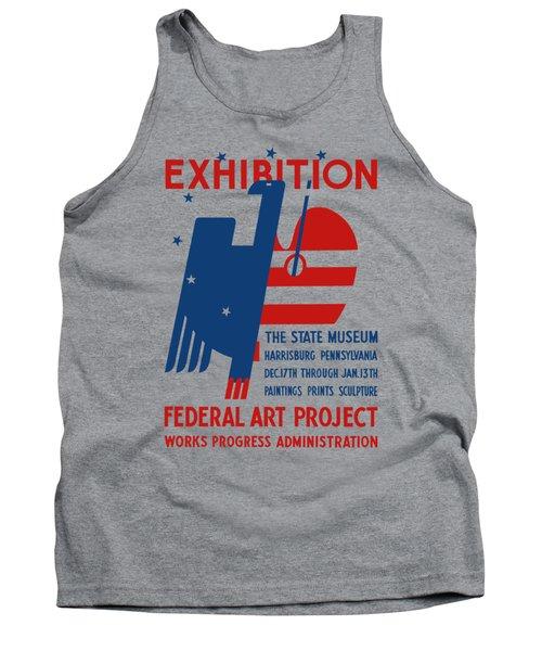 Art Exhibition The State Museum Harrisburg Pennsylvania Tank Top