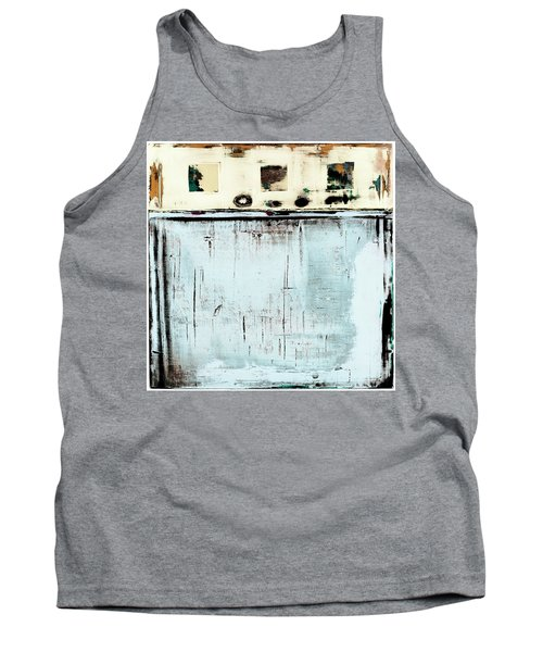 Art Print California 03 Tank Top