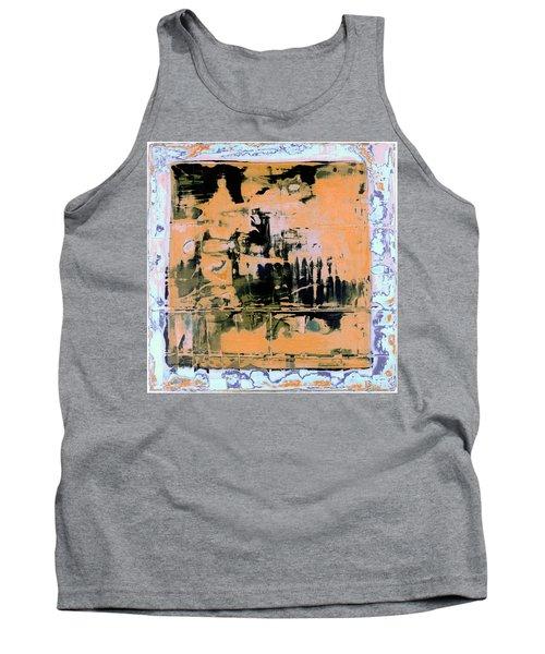 Art Print California 07 Tank Top