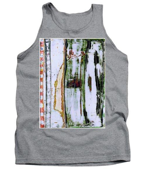 Art Print Forest Tank Top