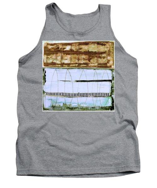 Art Print Malibu Tank Top