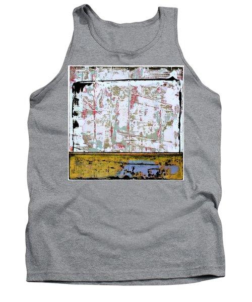 Art Print Square 9 Tank Top