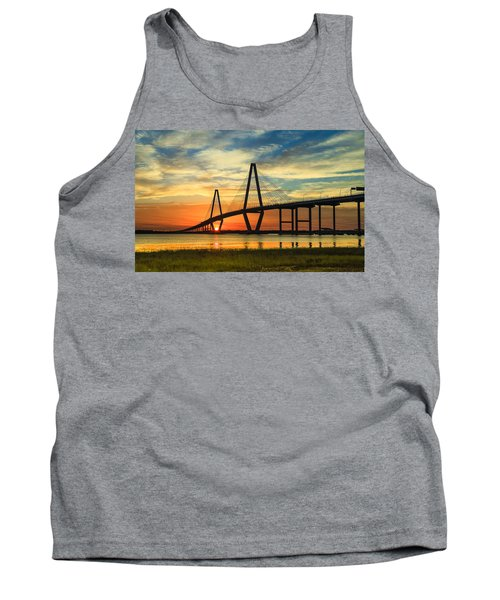 Arthur Ravenel Jr. Bridge - Charleston Sc Tank Top