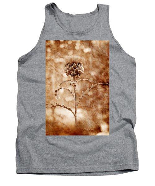 Artichoke Bloom Tank Top