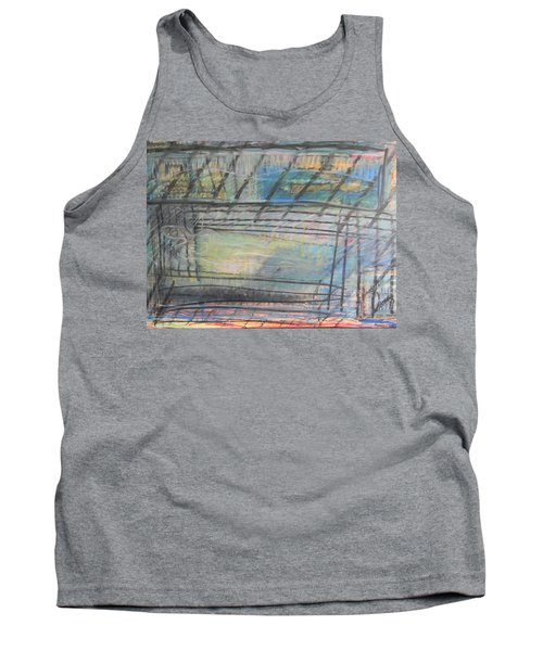 Artists' Cemetery Tank Top