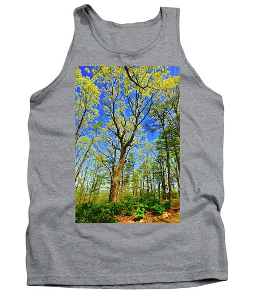 Artsy Tree Series, Early Spring - # 04 Tank Top