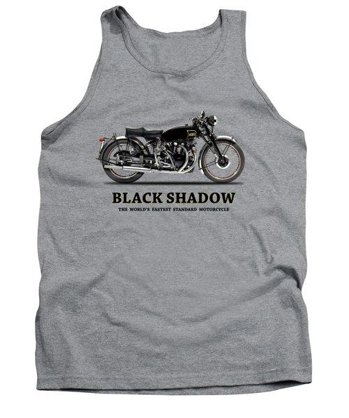Vincent Black Shadow Tank Top