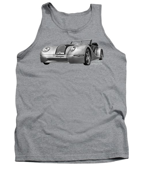 Morgan Tank Top by Scott Carruthers