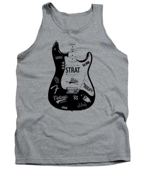 Fender Stratocaster 65 Tank Top
