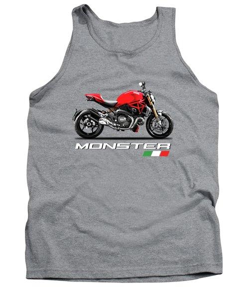 Ducati Monster Tank Top