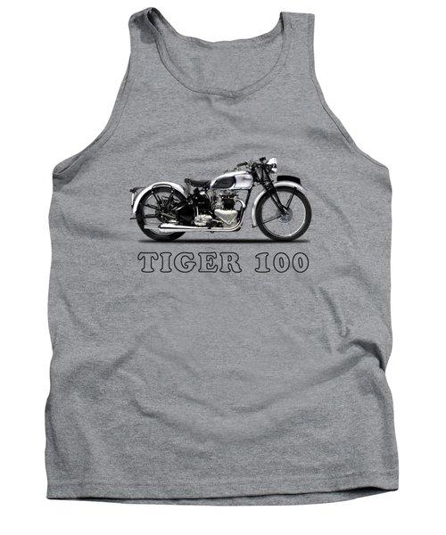 Triumph Tiger 100 1939 Tank Top