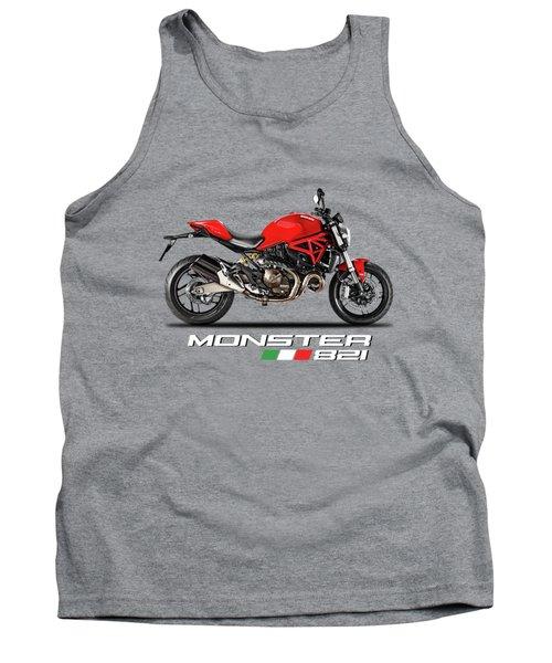 Ducati Monster 821 Tank Top