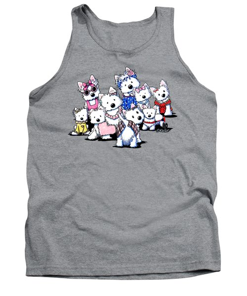 International Westie Women Tank Top