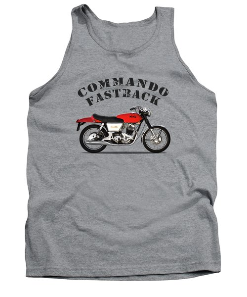 Norton Commando Fastback Tank Top