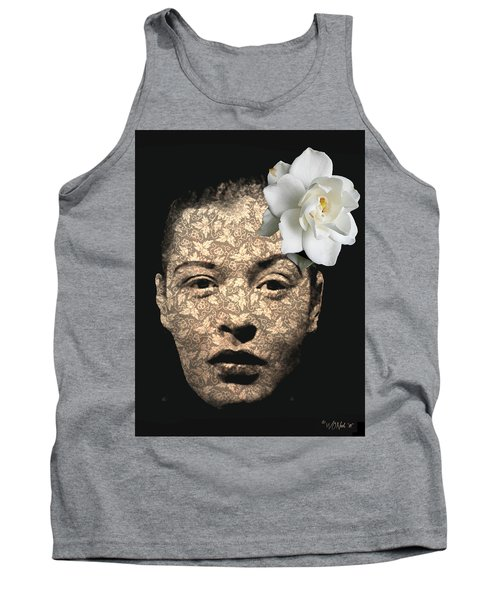 Billy Holiday Tank Top