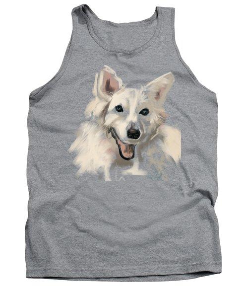 Dog Olaf Tank Top