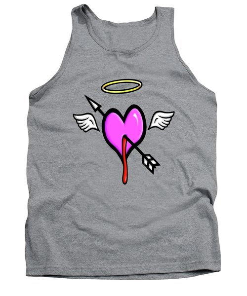 Cupids Heart Tank Top