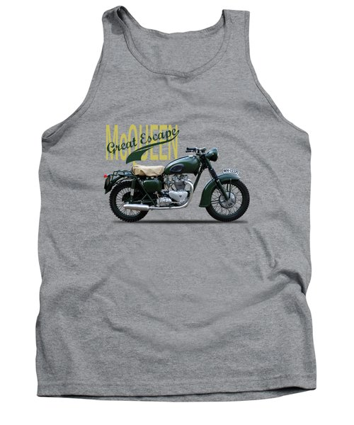 The Great Escape Motorcycle Tank Top