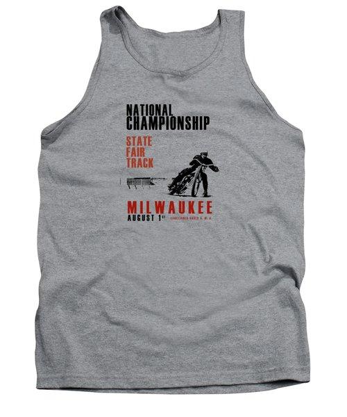 National Championship Milwaukee Tank Top