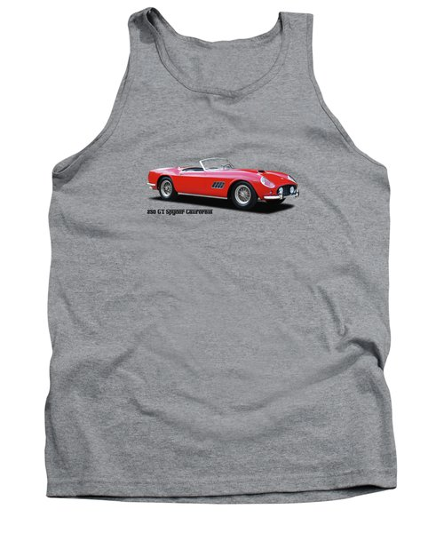 Ferrari 250 Gt 1959 Tank Top