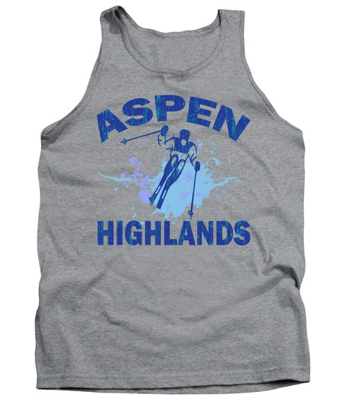 Aspen Highlands Tank Top