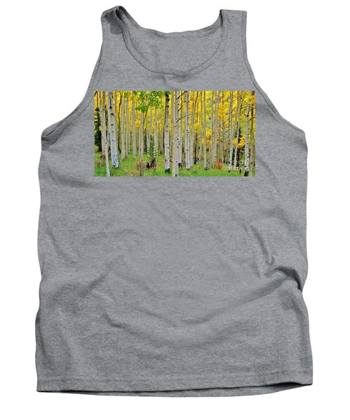 Aspen Slope Tank Top