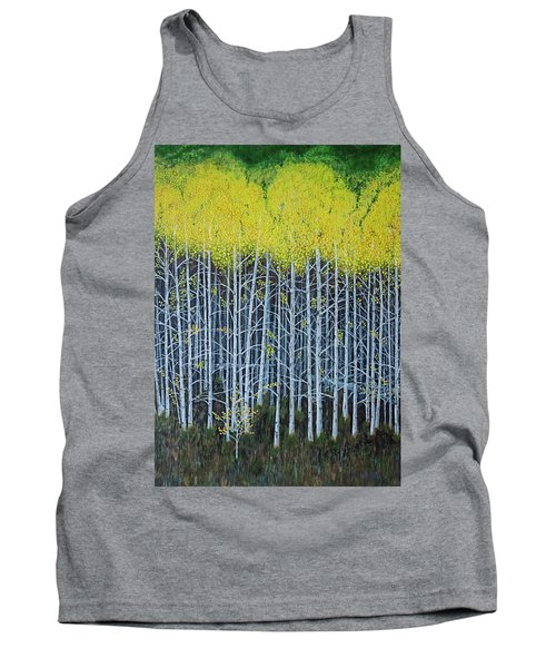 Aspen Stand The Painting Tank Top
