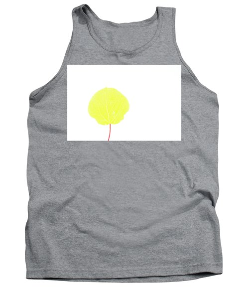 Aspen Yellow Tank Top