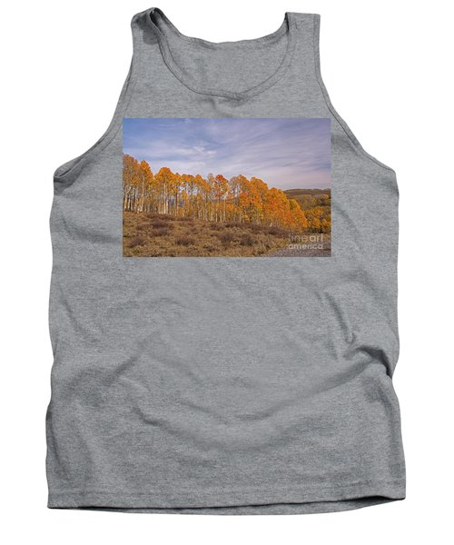 Aspens In Utah Tank Top