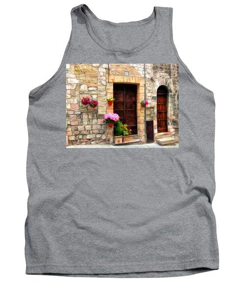 Assisi Doorways Tank Top