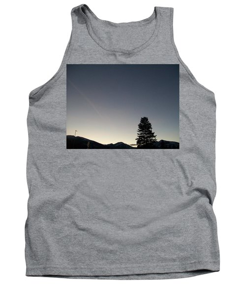 Tank Top featuring the photograph At Dusk by Jewel Hengen
